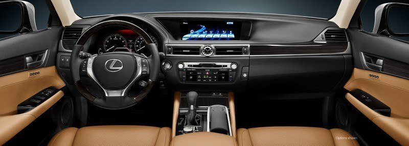2014 Lexus GS350 and GS F Sport - Buyers Guide Info 44