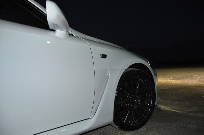 2014 Lexus IS-F Looking Sublime in Sunset Photo Shoot 33