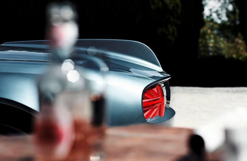 2014 MINI Superleggera Concept is Dreamy Roofless Speedster10