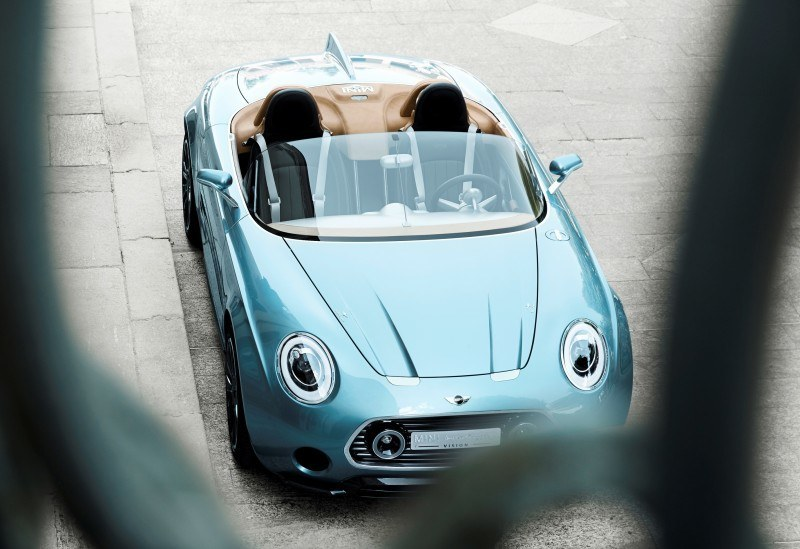 2014 MINI Superleggera Concept is Dreamy Roofless Speedster21