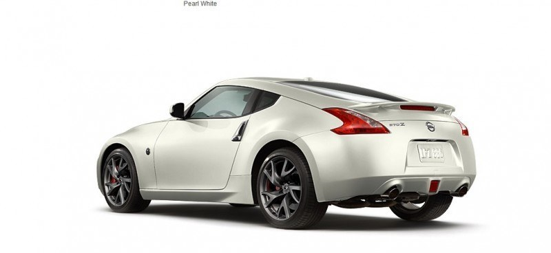2014 Nissan 370Z Coupe - Colors, Specs, Options and Prices from $30k 27