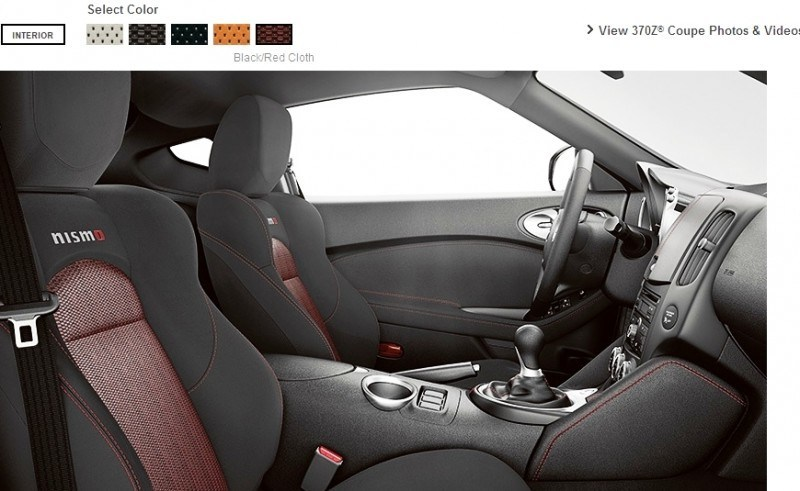 2014 Nissan 370Z Coupe - Colors, Specs, Options and Prices from $30k 54