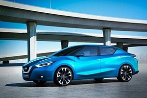 2014 Nissan Lannia Concept Previews Next Leaf EV 26
