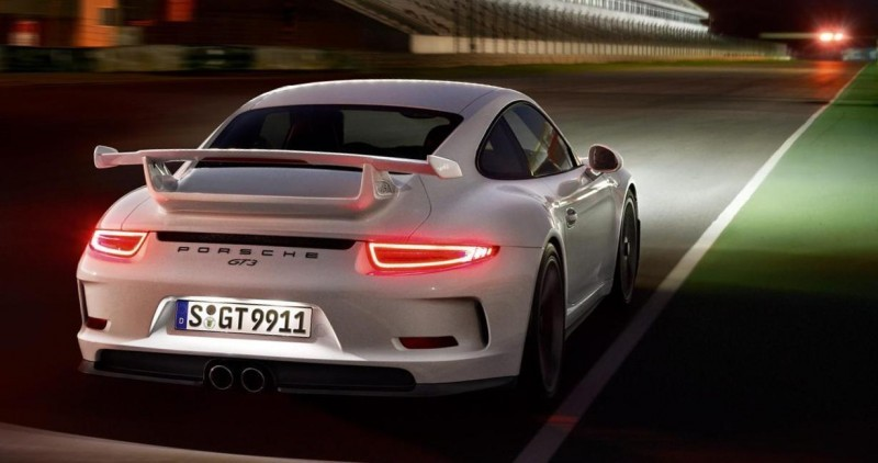 2014 Porsche 911 GT3 Is 9000-RPM Boxer Bliss 10