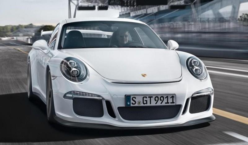 2014 Porsche 911 GT3 Is 9000-RPM Boxer Bliss 11