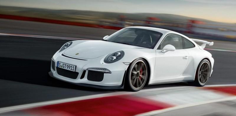2014 Porsche 911 GT3 Is 9000-RPM Boxer Bliss 22