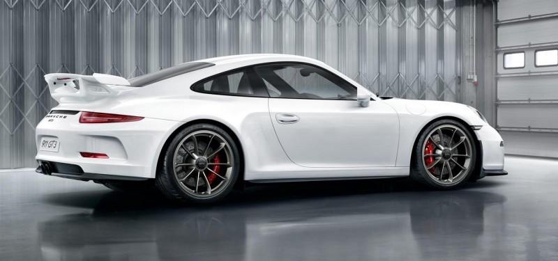 2014 Porsche 911 GT3 Is 9000-RPM Boxer Bliss 27