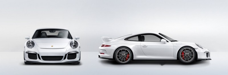 2014 Porsche 911 GT3 Is 9000-RPM Boxer Bliss 34