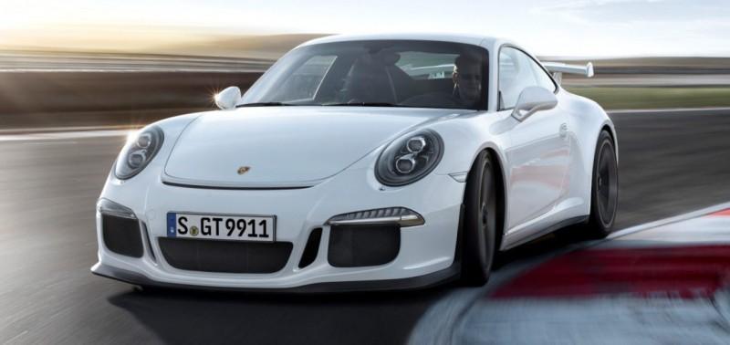 2014 Porsche 911 GT3 Is 9000-RPM Boxer Bliss 6