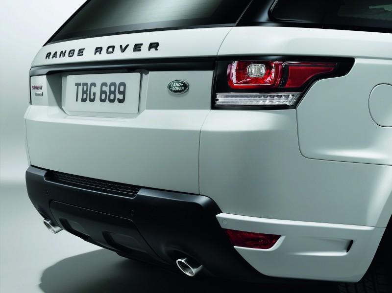 2014 Range Rover Sport Stealth Pack Brings Black 21s or 22-inch Wheels 5