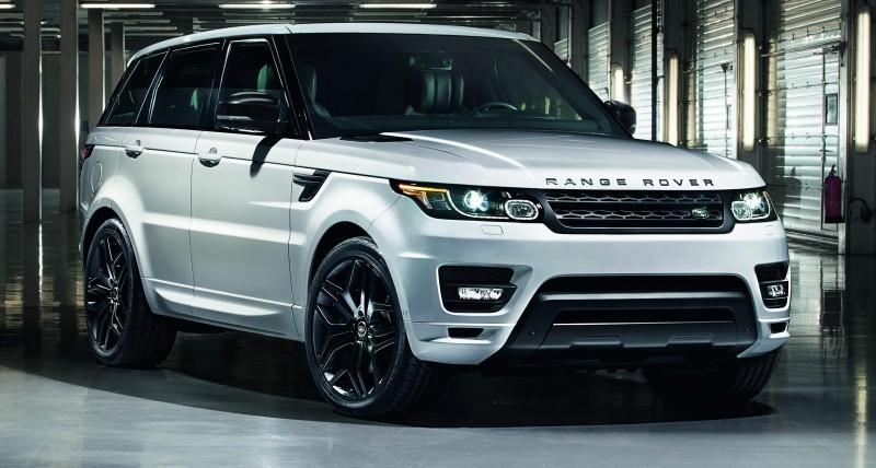 2014 Range Rover Sport Stealth Pack Brings Black 21s or 22-inch Wheels 6-crop
