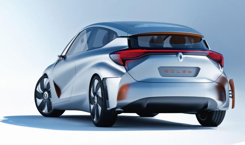 2014 Renault Eolab Concept 20