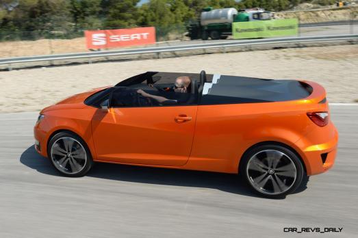 2014 SEAT Ibiza CUPSTER 22