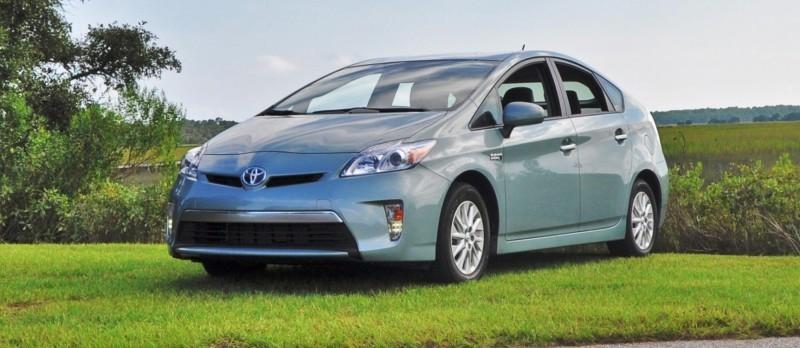 2014 Toyota Prius Plug-in Hybrid 22