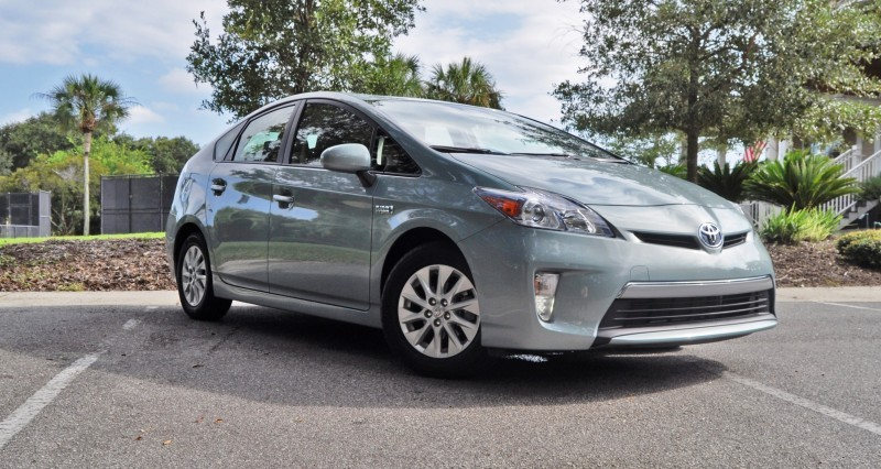 2014 Toyota Prius Plug-in Hybrid 96