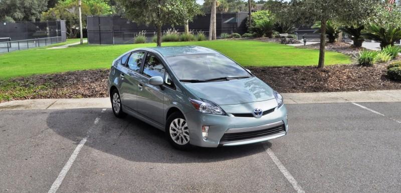2014 Toyota Prius Plug-in Hybrid 98