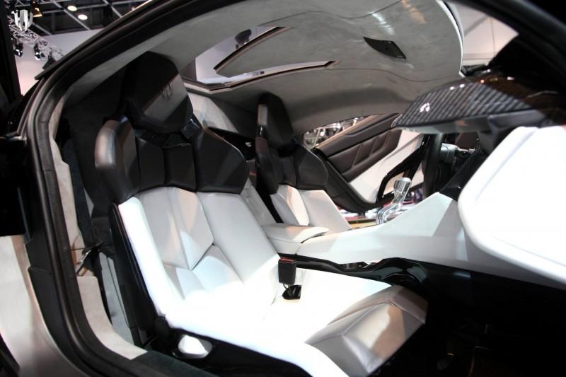2014 W Motors Lykan Hypersport in 40+ Amazing New Wallpapers, Including MegaLux Interior 38