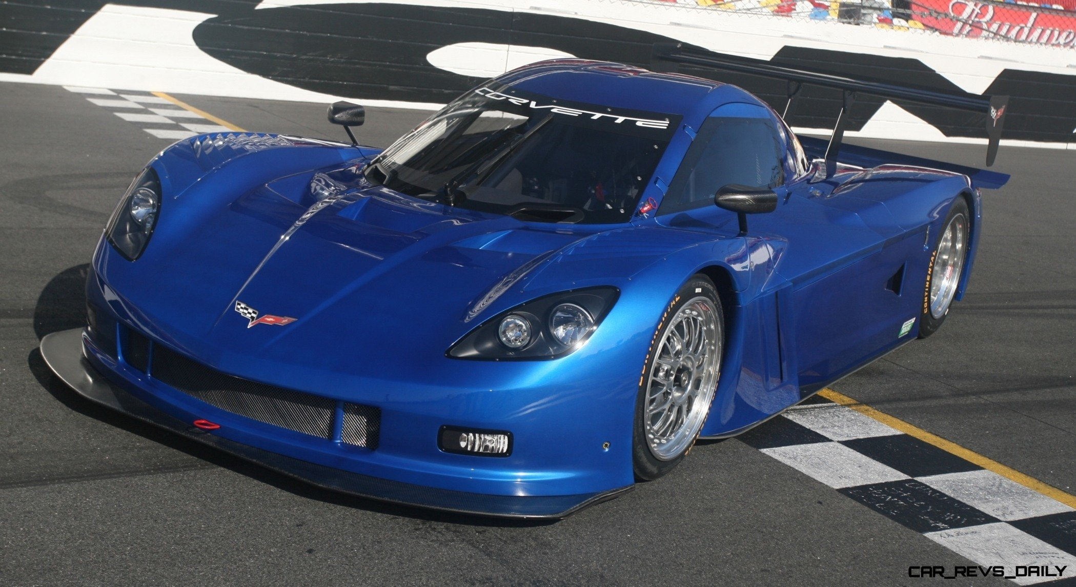 Chevrolet unveiled its 2012 Corvette Daytona Prototype at Daytona International Speedway on Tuesday, November 15, 2011. The Corvette Daytona Prototype will make its competitive debut in the 50th anniversary of the GRAND-AM Road Racing Series Rolex 24 at Daytona next January 26-29, 2012.