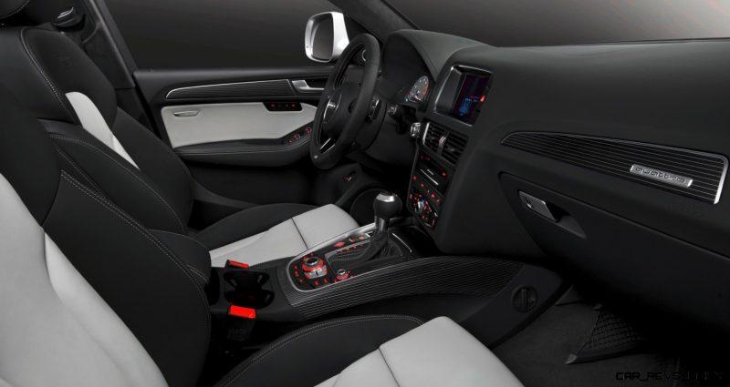 2014 Audi SQ5 Brings 350-plus HP - Buyers Guide Colors - Q-car Appeal 32