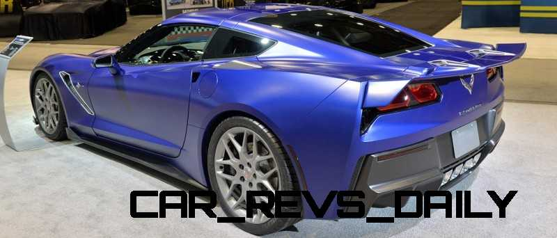 2014 Corvette C7.R and Z06 - Stingray Gran Turismo Concept Offers Best Clues Yet 1