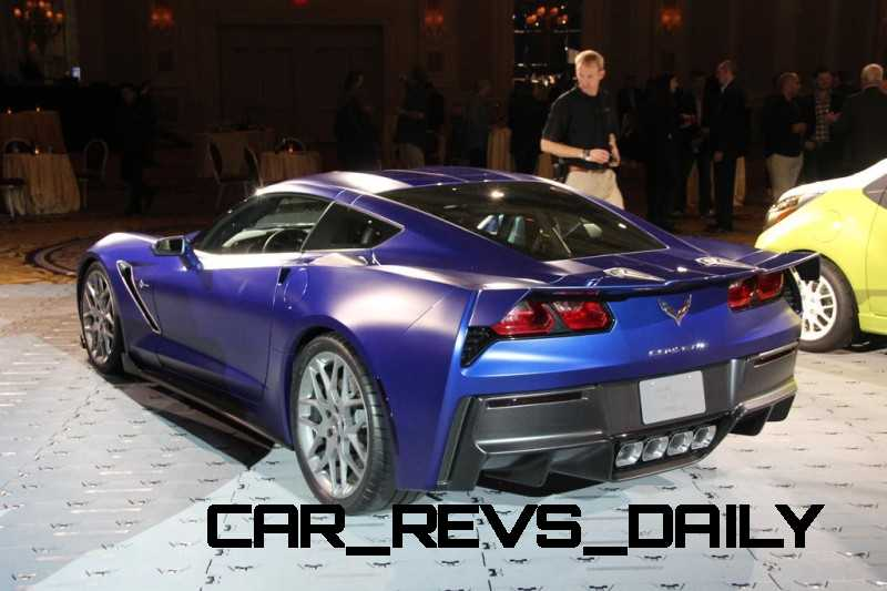 2014 Corvette C7.R and Z06 - Stingray Gran Turismo Concept Offers Best Clues Yet 16