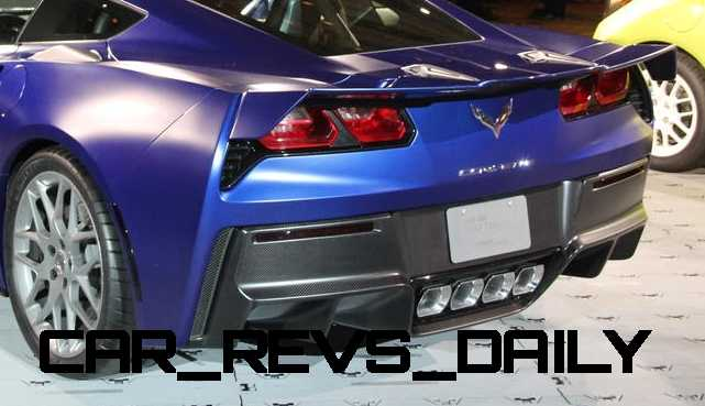 2014 Corvette C7.R and Z06 - Stingray Gran Turismo Concept Offers Best Clues Yet 17