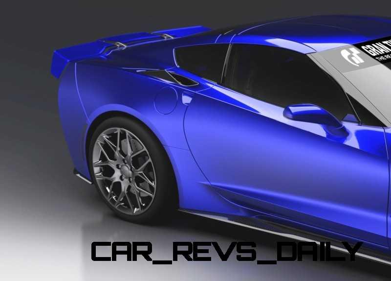 Corvette Stingray Gran Turismo® concept