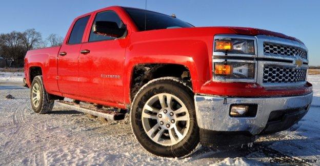 2014 Silverado 1500 LT An All-Star Truck for All Seasons - Mega Galleries42