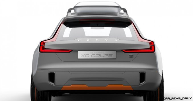 2015 Volvo XC90 Closely Previewed by New XC Coupe Concept for Detroit 22