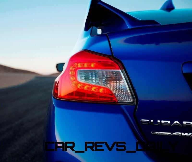 2015 WRX STI - More Playful with Rear Torque 35