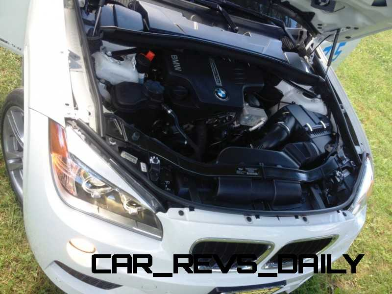 BMW X1 sDrive28i M Sport - Alpine White in 60 High-Res Photos56