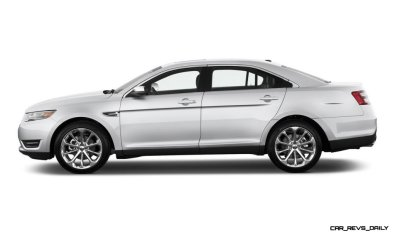 Best of Awards - 2014 Ford Taurus and Taurus SHO - Biggest Trunk and EcoBoost Turbo Innovator 49