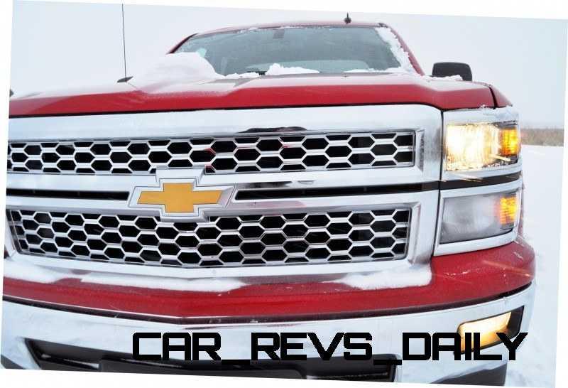CarRevsDaily - Snowy Test Photos - 2014 Chevrolet Silverado All-Star Edition 19