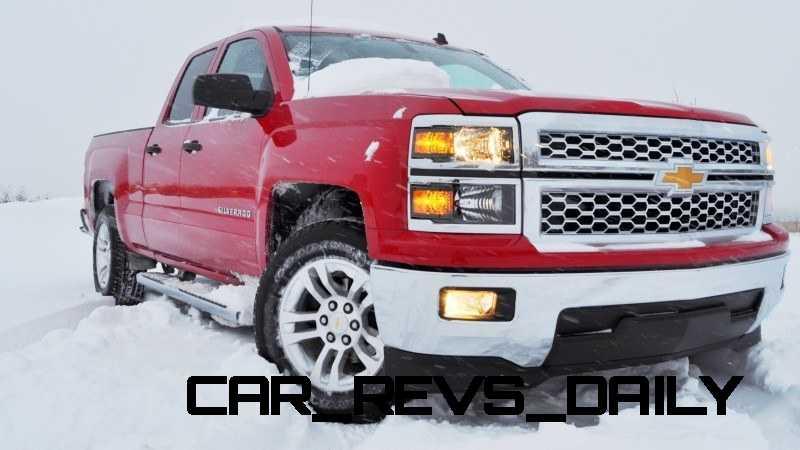 CarRevsDaily - Snowy Test Photos - 2014 Chevrolet Silverado All-Star Edition 24