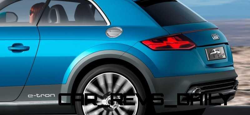 CarRevsDaily.com - 2014 Audi Allroad Shooting Brake Concept (Q2 e-tron) 2-crop