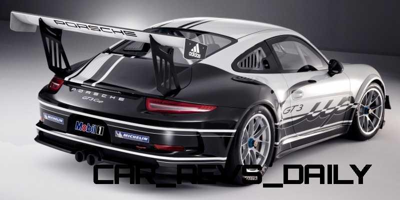 CarRevsDaily.com - 2014 Porsche 911 GT3 Cup (Type 991) 3