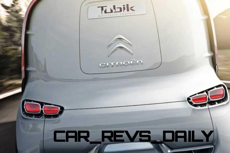 CarRevsDaily.com Concept Flashback 2011 Citroen Tubik 13