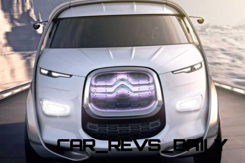 CarRevsDaily.com Concept Flashback 2011 Citroen Tubik 8