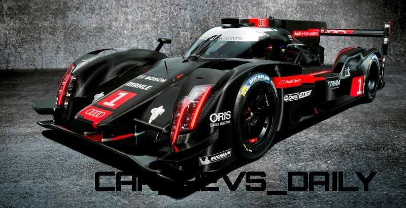Mit einem von Grund auf neu entwickelten Le-Mans-Prototyp peilt Audi in derSaison 2014 den Hattrick in der FIA-Langstrecken-Weltmeisterschaft WEC und einen weiteren Erfolg bei den 24 Stunden von Le Mans an.