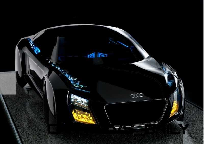 CarRevsDaily.com - Laser Lighting for 2014 AUDI R18 LeMans 29