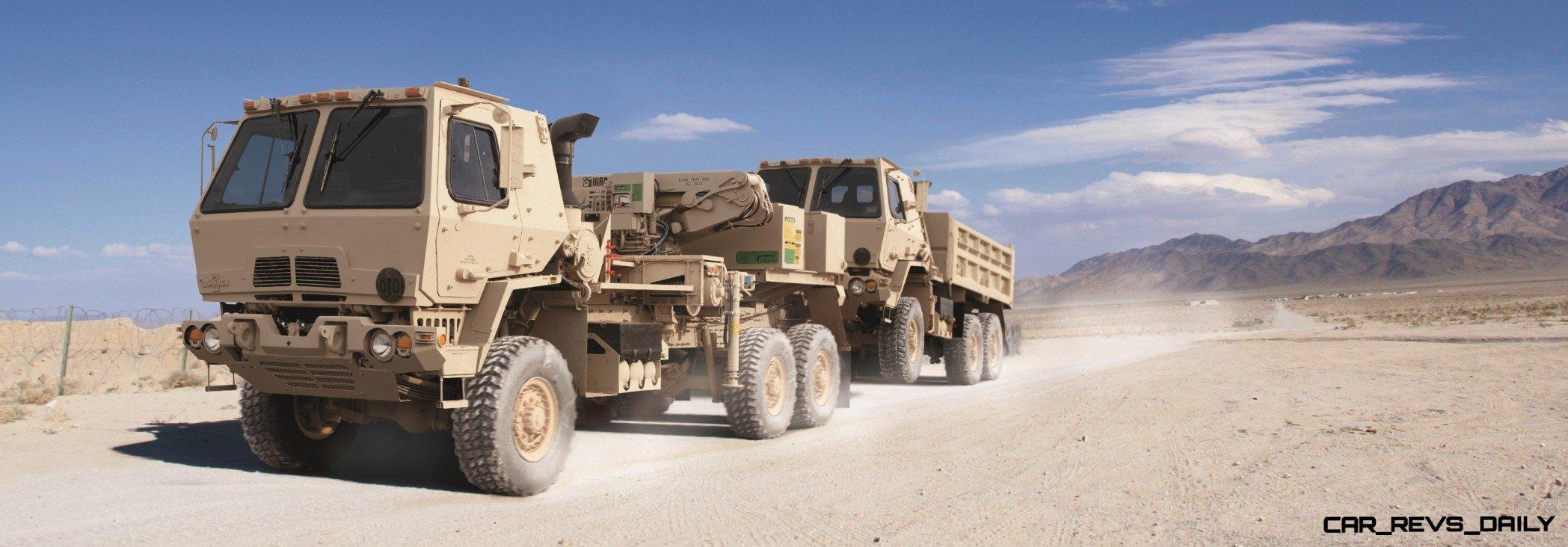 CarRevsDaily.com - Oshkosh Defense Medium and Heavy Showcase 5