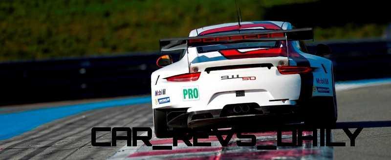 CarRevsDaily.com - Porsche 911 Racers Compared - 2014 Porsche 911 RSR (Type 991) 4