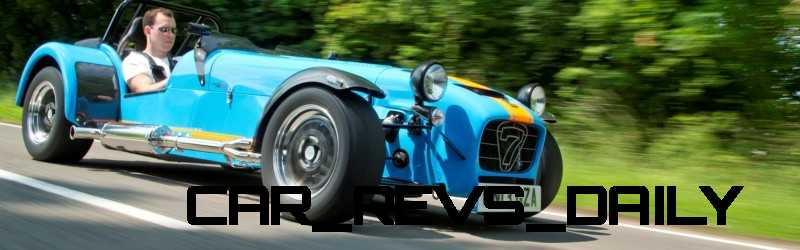 Caterham Coming to America!  620R to be sold by Superformance (Without An Engine...) 11