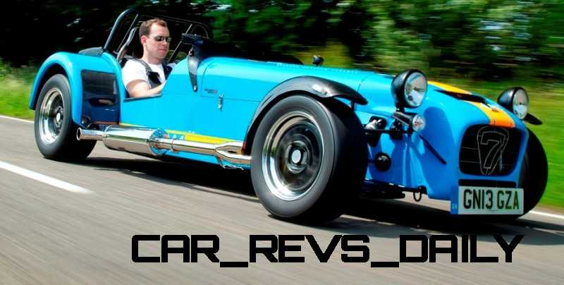 Caterham Coming to America!  620R to be sold by Superformance (Without An Engine...) 30