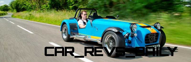 Caterham Coming to America!  620R to be sold by Superformance (Without An Engine...) 33