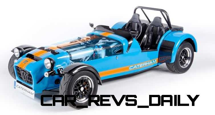 Caterham Coming to America!  620R to be sold by Superformance (Without An Engine...) 38
