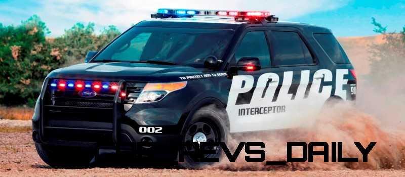 3.5-liter EcoBoost Police Interceptor Utility