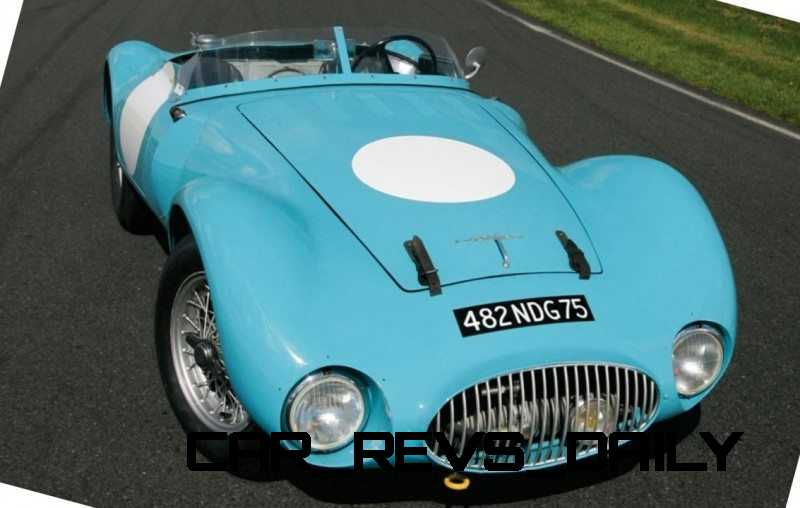 HD Video - 1953 Gordini 24S Blasts Around Its Favorite Tracks Before RM Auctions Paris Sale 17