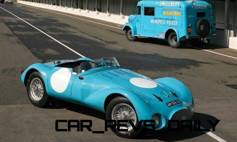 HD Video - 1953 Gordini 24S Blasts Around Its Favorite Tracks Before RM Auctions Paris Sale 19