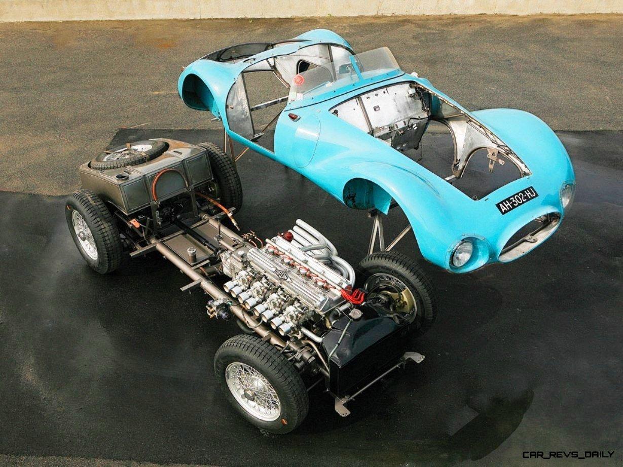 HD Video - 1953 Gordini 24S Blasts Around Its Favorite Tracks Before RM Auctions Paris Sale 21